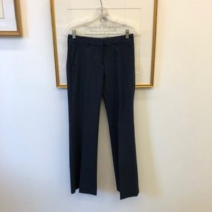 Theory Max C Pants Deep Navy (PART OF FULL SUIT)